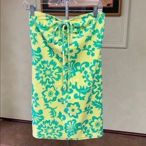 Juicy Couture Terry Cloth swimsuit cover up